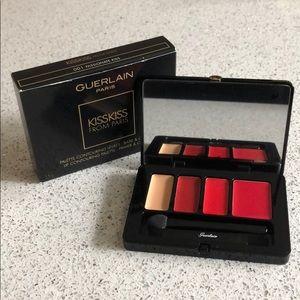 Guerlain kisskiss lip palette